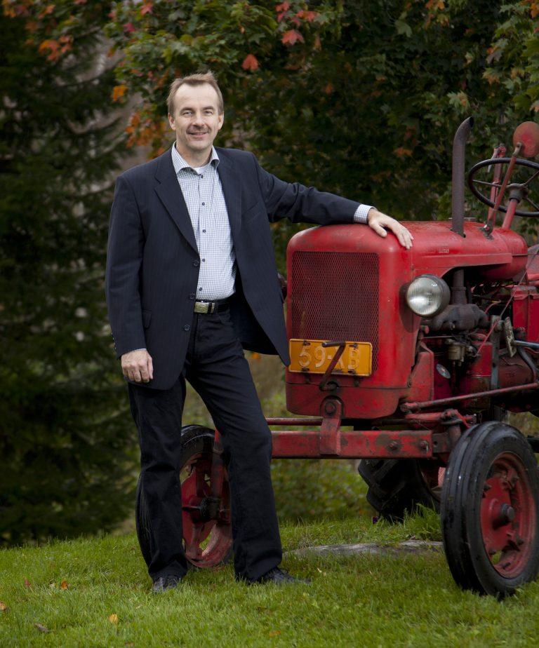 Arto ja traktori